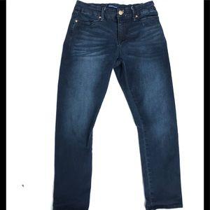 "Bandolino Skinny Ankle Jeans Sz6 ""smooth operator"""